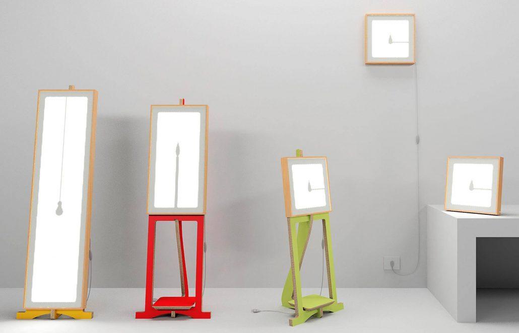 lampade design innovative