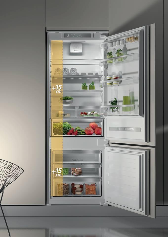 frigorifero grande capienza