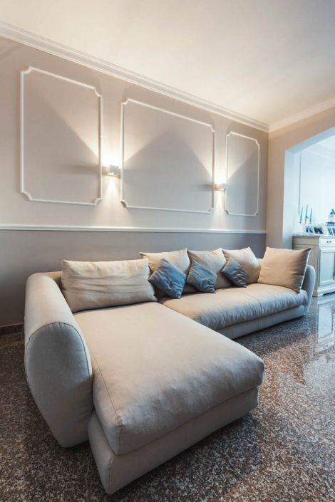 divano moderno elegante