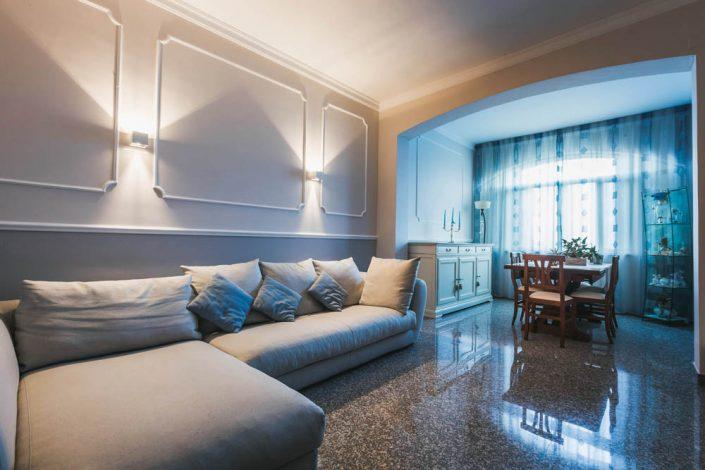 ristrutturazione interni casa elegante