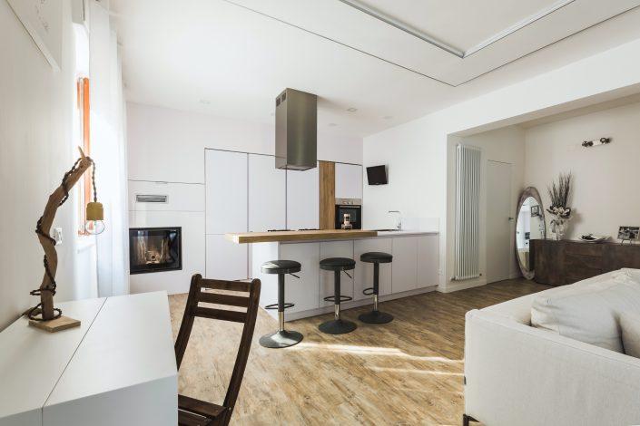 arredamento cucina open space