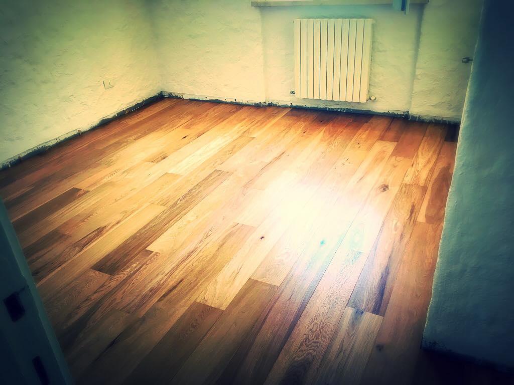 sostituire pavimento parquet