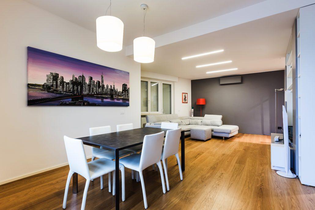illuminazione design zona living