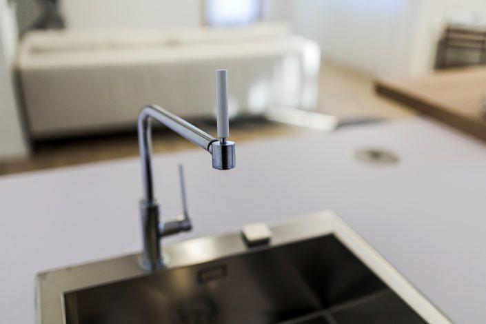 rubinetto design moderno