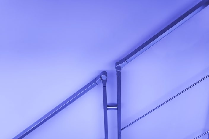 idee corrimano scale interne