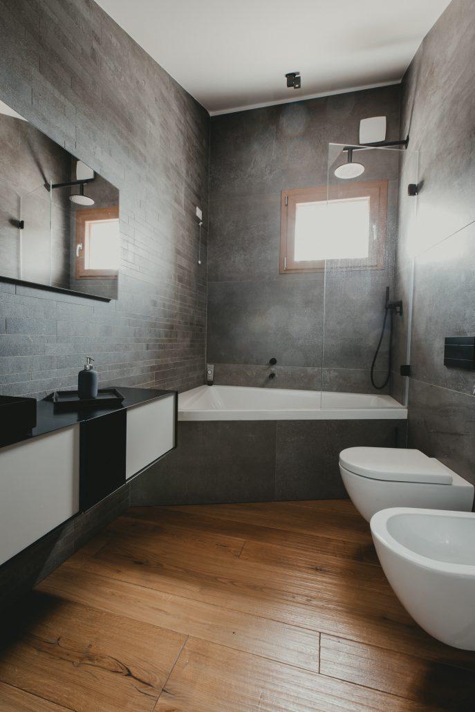 arredamento bagno stile nordico