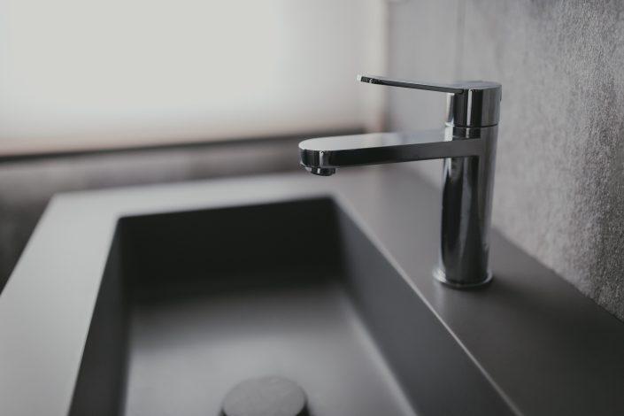 rubinetto lavandino design
