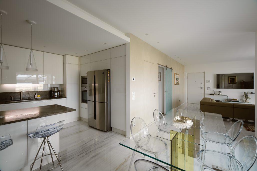 interior design zona living moderna