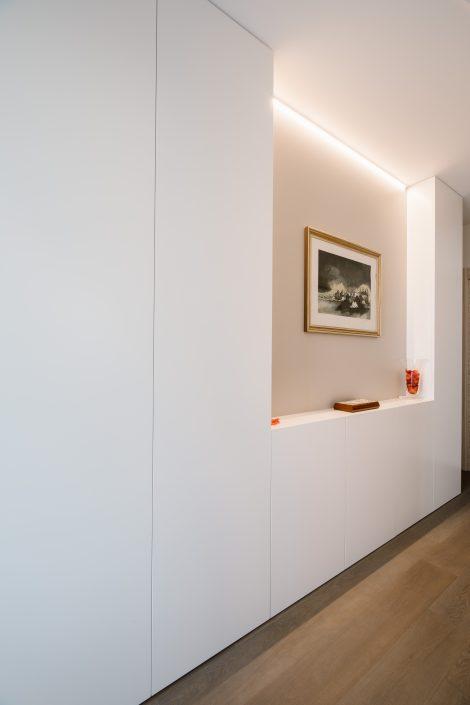 illuminazione radente parete