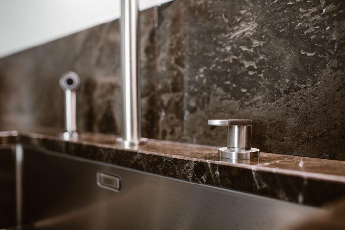 rubinetteria design lavabo cucina