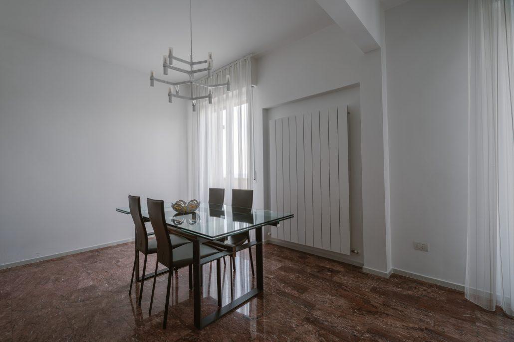 arredo design sala da pranzo minimale