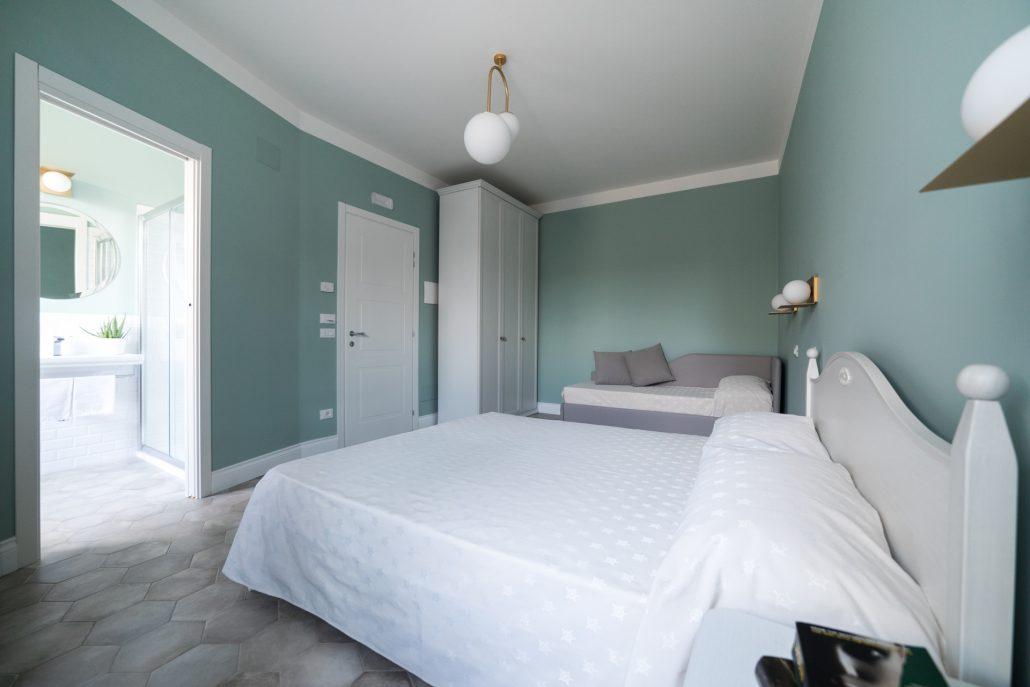pareti carta da zuccehro camera da letto