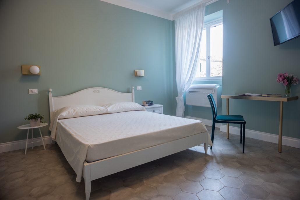 arredamento chic camera da letto