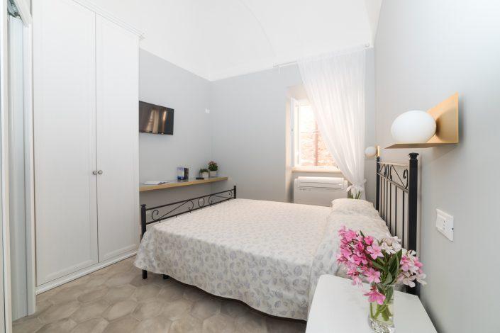 arredamento romantico camera da letto