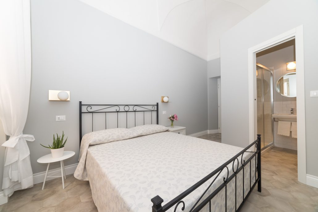 arredamento minimal chic camera da letto
