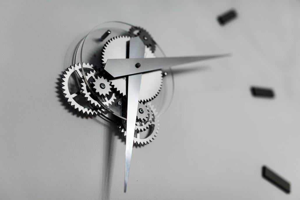 orologio parete design originale