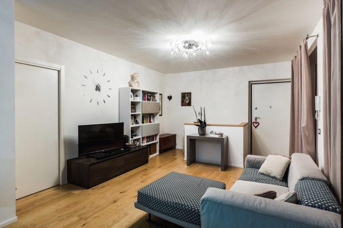 disposizione mobili soggiorno moderno