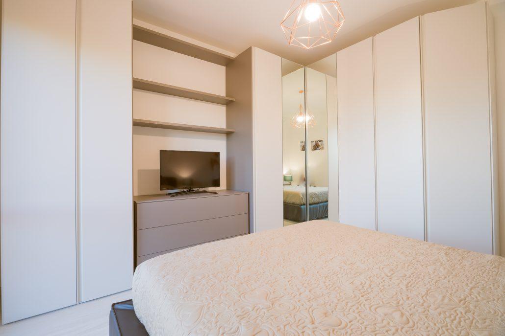 soluzione armadiature camera da letto