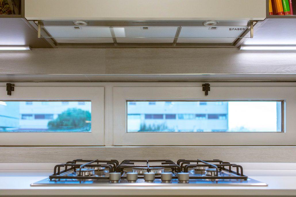 finestre schienale cucina