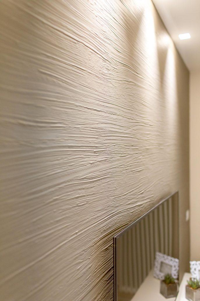 parete effetto materico