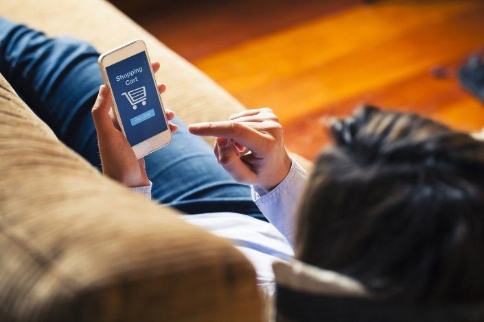 acquistare mobili online