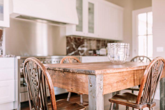 tavolo cucina rustico