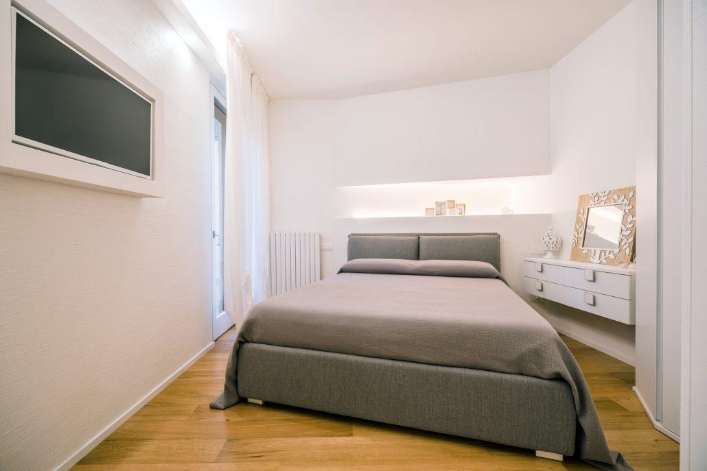 soluzione interior camera da letto