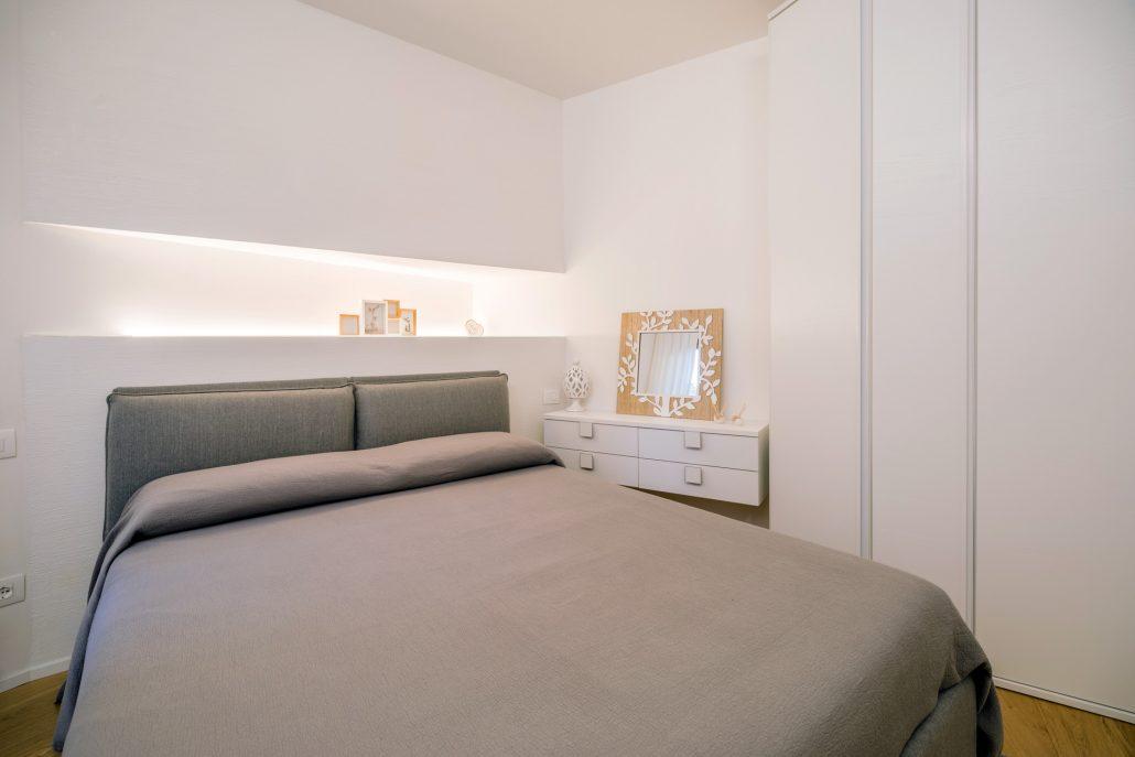soluzioni moderne camera da letto