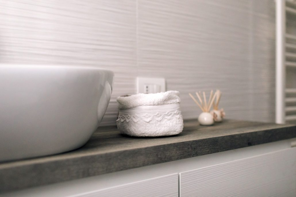 oggettistica arredo mobile bagno