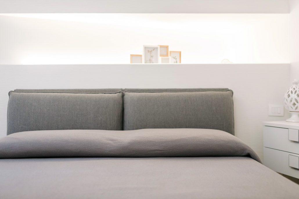 idee nicchie camera da letto