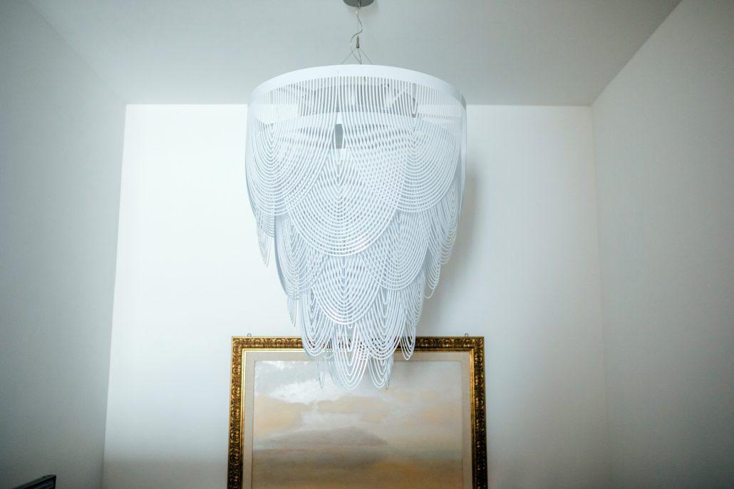 lampadario classico moderno