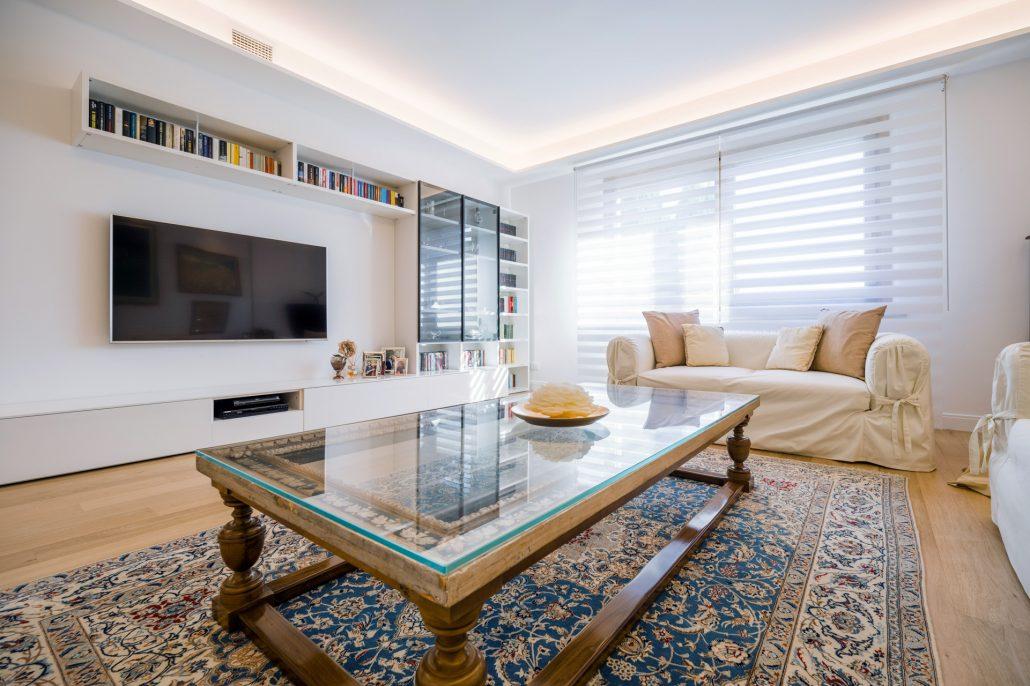 tavolino classico da soggiorno