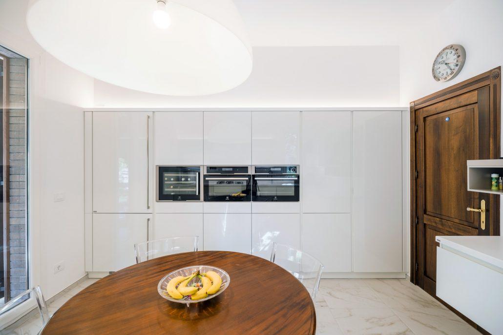 arredo cucina lineare moderno