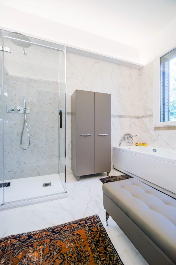 arredamento bagno classico moderno