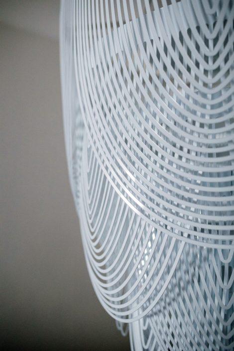 dettaglio lampadario design