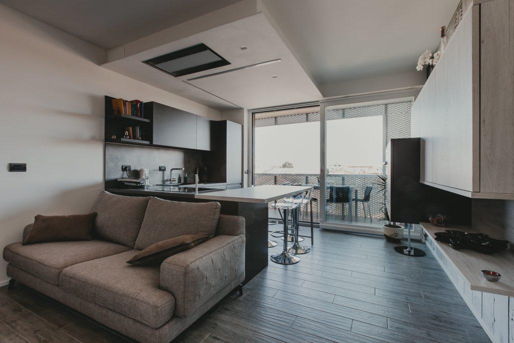 arredamento piccolo appartamento