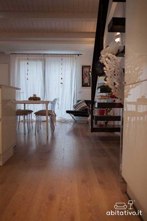 ristrutturazione appartamento soppalco