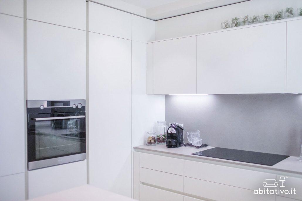 mobili cucina total white