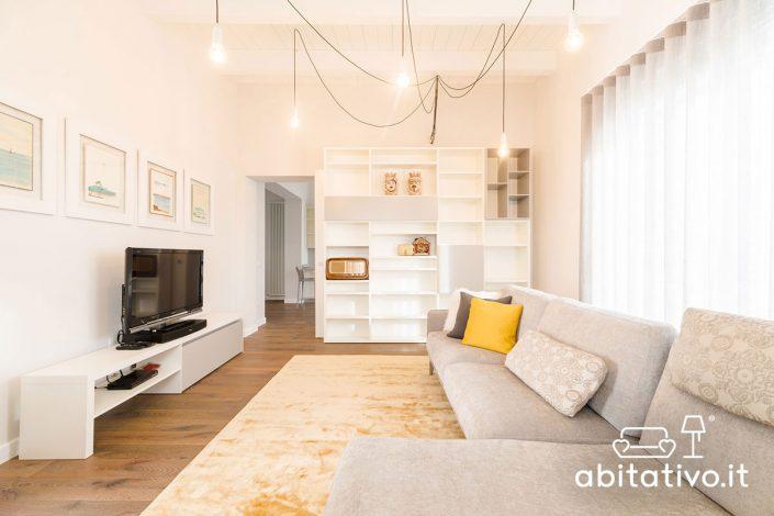 interior design salotto moderno