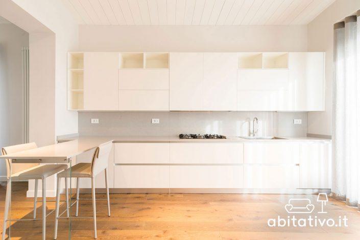 cucina moderna lineare