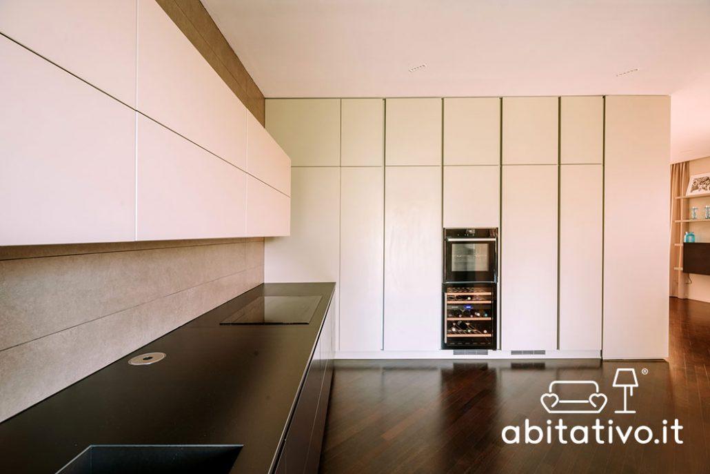 cucina design minimal lineare