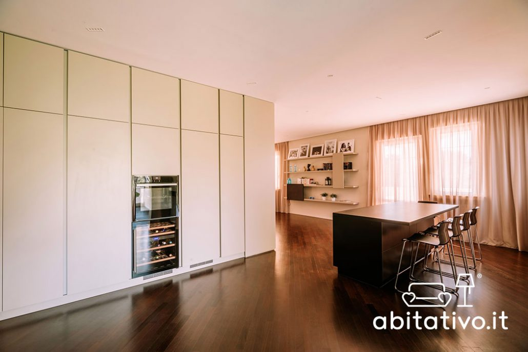 mobili cucina design lineare
