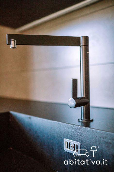 rubinetti lavandino cucina design