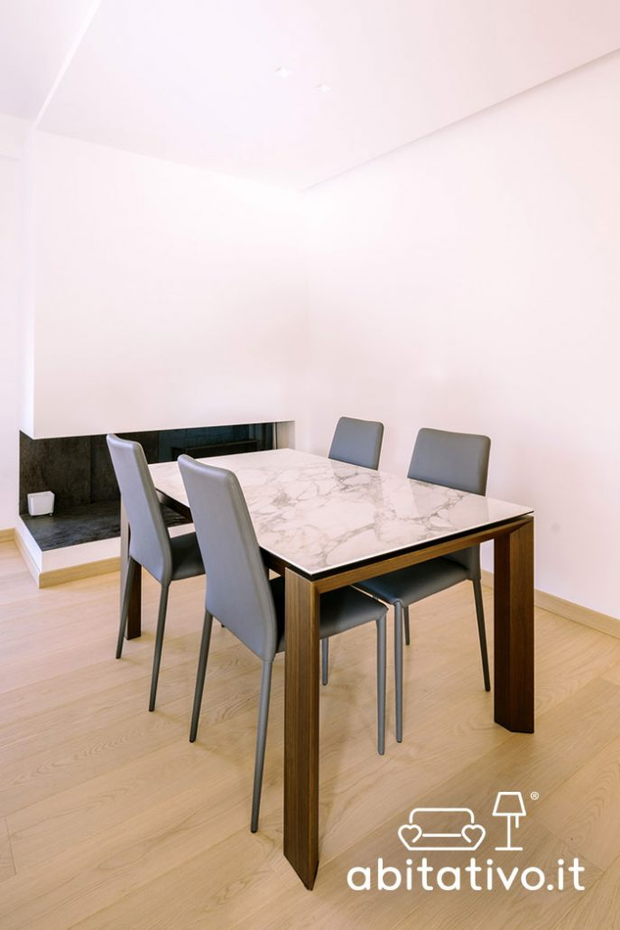 tavolo design marmo