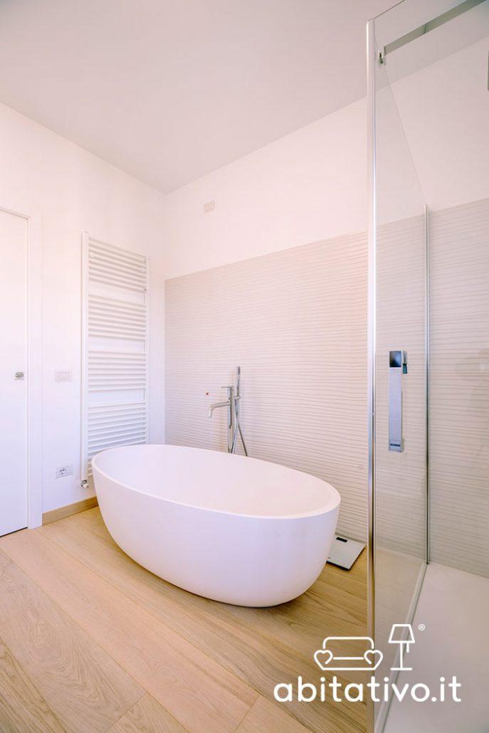 vasca da bagno freestanding design