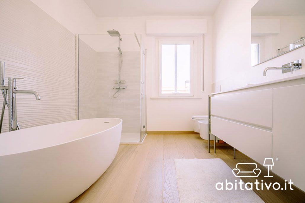 arredamento bagno total white