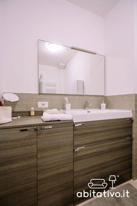progettare disposizione arredo bagno