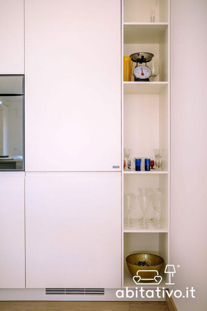 organizzare mobile cucina