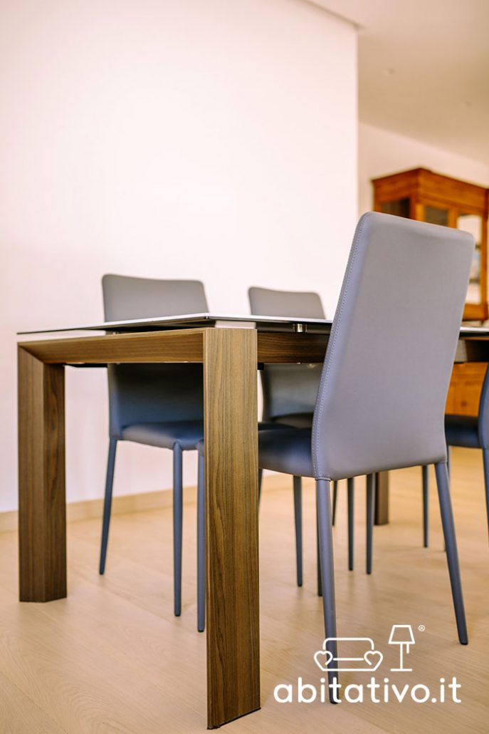 tavolo design marmo legno