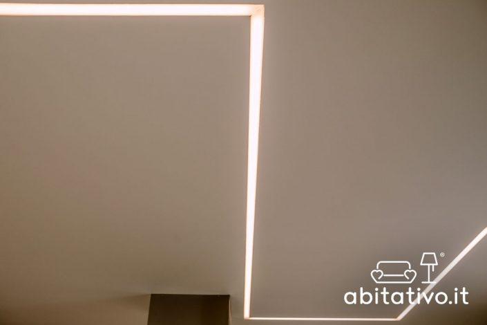 srtisce a led per soffitto